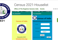 Census 2021 Houselist Apps download